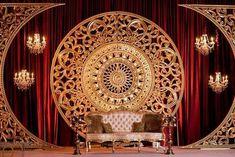 40 Best Wedding Reception Stage Decoration Ideas for 2018 - Blog
