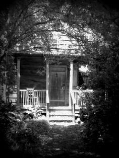 "Laura's Cottage on E. State St. - We rented a cottage in the historic district for a month & didn't make it 24 hrs before unexplained things began to happen. First was a deck of cards which cut itself & forcefully plopped to the floor prompting Jeff to call out, ""we're just here for the month"", with a little laugh. Throughout the month we'd hear a woman singing, see lights flicker, discover objects where we hadn't left them & listen to our 3 year old tell stories about a woman who lives…"