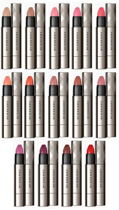 Burberry Cosmetics Full Kisses Lipstick - 2016