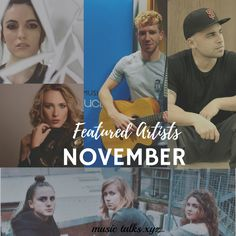 November artists are now up on Music Talks! @SarahHawkyard @BenBarbic @thisisellis @JackFKelly @lunapinesuk https://www.musictalks.xyz/featured-artists?utm_content=bufferb0ace&utm_medium=social&utm_source=pinterest.com&utm_campaign=buffer
