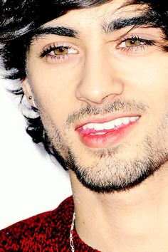 Zayn Malik is the only member of with any personality, and more importantly, charisma!