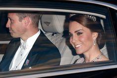 El Palacio de Buckingham se viste de gala en honor de don Felipe y doña Letizia