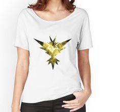 """Trainer Instinctive "" Classic T-Shirts by desainbyyamtik | Redbubble"