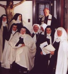 The Nun's Story, Nuns Habits, Bride Of Christ, Roman Catholic, My Passion, Religion, Fiction, Images, Sisters