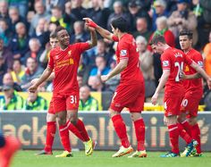 Norwich 2-3 Liverpool: Reds hold on to take grip of title race #LFC