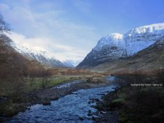 Gorgeous Glencoe, Highlands of Scotland.