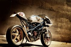 ducati rad to hell..