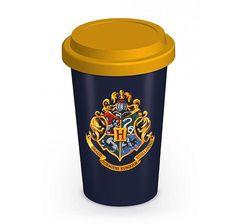 HARRY POTTER TRAVEL MUG COFFEE-TO-GO-BECHER HOGWARTS Hier bei www.closeup.de