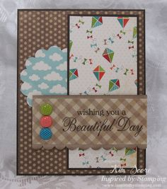 Paper Punch Addiction: Inspired by Stamping Challenge