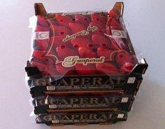 Nuestras cajas de 600 gramos, vitamina C por todos los lados!!