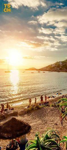 Sunsets in Ibiza is healing and brings a crowd to appreicate the salutation. To read about the importance of sunsets, head over to https://itsmypleasure.com.au