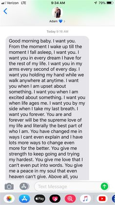 70 Messages For A Perfect Relationship You Dream To Have - Page 52 of 70 - Chic Hostess paragraph 70 Messages For A Perfect Relationship You Dream To Have - Page 52 of 70 Sweet Messages For Boyfriend, Love Text To Boyfriend, Cute Boyfriend Texts, Letters To Boyfriend, Cute Text Messages, Boyfriend Girlfriend, Goodmorning Texts To Boyfriend, Goodnight Texts To Boyfriend, Cute Things To Do For Your Boyfriend