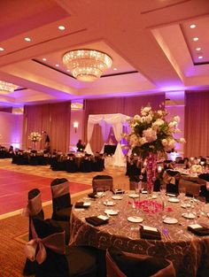Tampa Weddings Grand Hyatt Ballroom Wedding Water