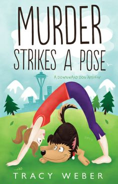 Interview - Review - Giveaway -Murder Strikes Pose