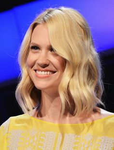 January Jones- Hair