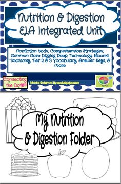 FREEBIES in the download! This unit is great! Science content, Nonfiction text, ELA, Common Core, and More!!!