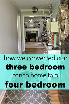 How We Gained a Bedroom (No Moving Boxes Involved) | Southern State of Mind