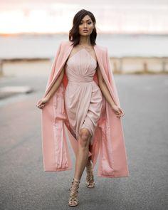 Micah-Gianneli-Westfield-Own-Your-Story-Witchery-Zimmermann-Wanted-Shoes-Australian-Fashion-Label-Street-Style-Editorial-Rose-Nude-Coat-Dress-David-Jones