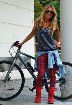 Pepe Jeans  Tanks, Pull   & Bear S/S 2013  Pants and twin set  Boots