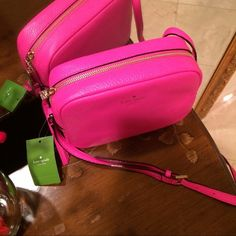 Kate Spade Mindy NWT Gorgeous from Kate Spade. Aurhentic. Trendy size and design. Material is leather with golden details. Fully lined. Perfect new condition.           ✅Tag is attached                                                     ❗️Sorry, no trades                                                 ➡️Care card and small bag included⬅️ kate spade Bags Crossbody Bags