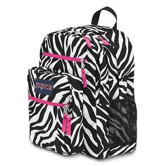 this is the exact same backpack that i will be using for school Mochila Jansport, Jansport Superbreak Backpack, Cool Backpacks, Backpack Purse, Animal Pillows, School Bags, Laptop Sleeves, Purses And Bags, My Style