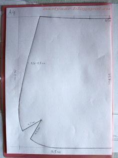 408a20c5f622c Mi trabajo de aguja . Bolsas de Patron pliegues estafadores. Costura Bolsa