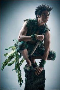 Sam Concepcion as 'Peter Pan'