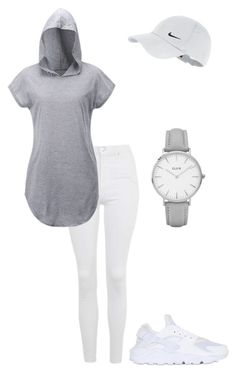 """""""Catch up with friends"""" by outfits-by-jahan on Polyvore featuring Topshop and NIKE"""