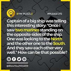 Can you answer this one, give a try to it and comment below your answer, repost if you enjoyed it. Knowledge Increases By Sharing. #puzzle #smart #intelligent #iq #maths #interesting #questions #answers #blowyourmind09
