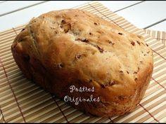 En este vídeo presento una receta mejorada del pan casero elaborado con la panificadora de Lidl. Espero que sea de vuestro agrado.