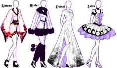 deviantART Custom Dresses 6 by 2050B | Custom Dresses 6 by 2050 on DeviantArt