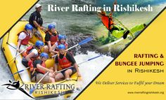Every year numerous adventure enthusiasts come here to splash the water. We are the hegemonic river rafting, camping, trekking, sightseeing, bungee jumping, flying fox, mountain biking service providers in Rishikesh, India. Our 5 years of experience made us one of the kinds among 200+ rafting service providers. Our office is easy to access, as it is on the national highway - 58, one can book a raft from here. Visit Now: http://riverraftingrishikesh.org/