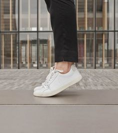 Sustainable <3 Veja Basket Esplar
