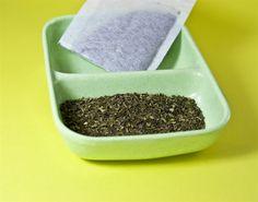 Tác dụng của bã trà xanh