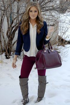 This girl has such a great sense of fashion. Especially this outfit; I think it's my favorite one on Pinterest yet!