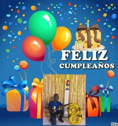 Resultado da fotomontagem : FELIZ CUMPLEAÑOS - Pixiz Birthday Cake Write Name, Birthday Cake Writing, Photomontage, Happy Birthday