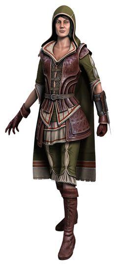 Assassin's Creed Brotherhood.  The Smuggler.