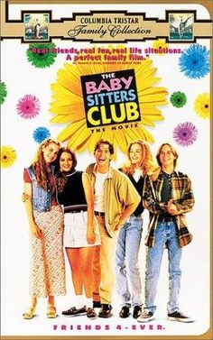 Babysitters Club, remember this?