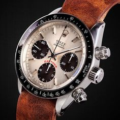 Vintage Rolex Paul Newman Daytona