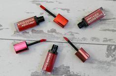 Bourjois Aqua Laque Liquid Lipsticks Review Perfect for Spring/Summer