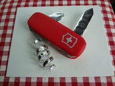 W's Swiss Army Birthday Cake