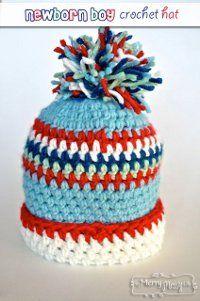 Quick-to-Stitch Baby Hat