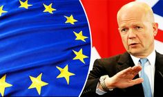 William Hague rubbishes second EU referendum and calls for PM to invoke Article 50 now