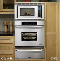 "My Top 5 Favorite Kitchen Appliances: Dacor wall ovens, the ""Cadillac"" of ovens 