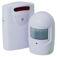 Wireless Driveway Alert & Driveway Alarm System