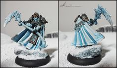 Ice, Sleet and Snow: Winter Circle of Orboros