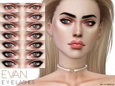 Eyeliner with several swatches. Found in TSR Category 'Sims 4 Female Eyeliner with several swatches. Found in TSR Category 'Sims 4 Female Eyeliner' Best Sims, My Sims, Sims Cc, Sims 4 Mods Clothes, Sims Mods, Sims 4 Mac, Sims 4 Traits, Sims 4 Black Hair, The Sims 4 Cabelos