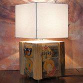 Found it at Wayfair.co.uk - Docker Range Table Lamp
