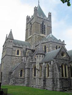 Dublin, Ireland. Christ Church