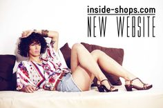 Fresh News! INSIDE new website => http://inside-shops.com/